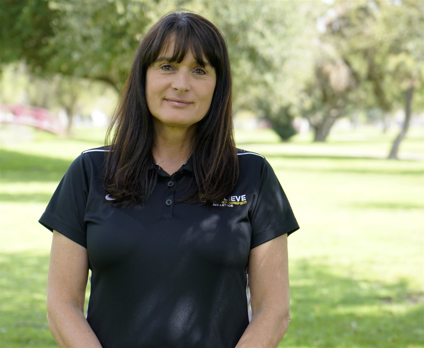 Andrea Devine, Athletic Director, Madera South High School