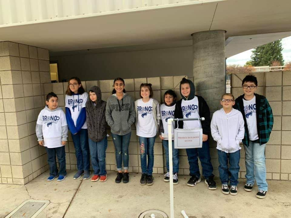 Robotics team places 11th at Championship