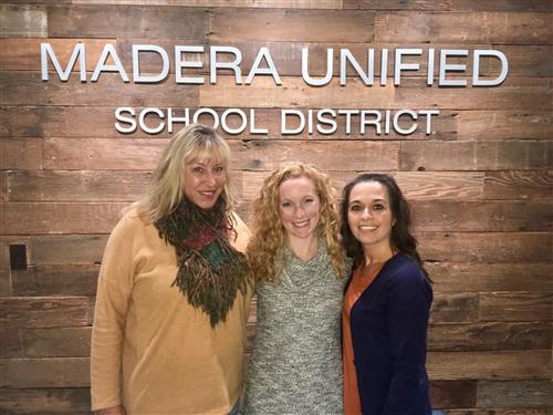 Madera Unified School District Behavioral Health Staff
