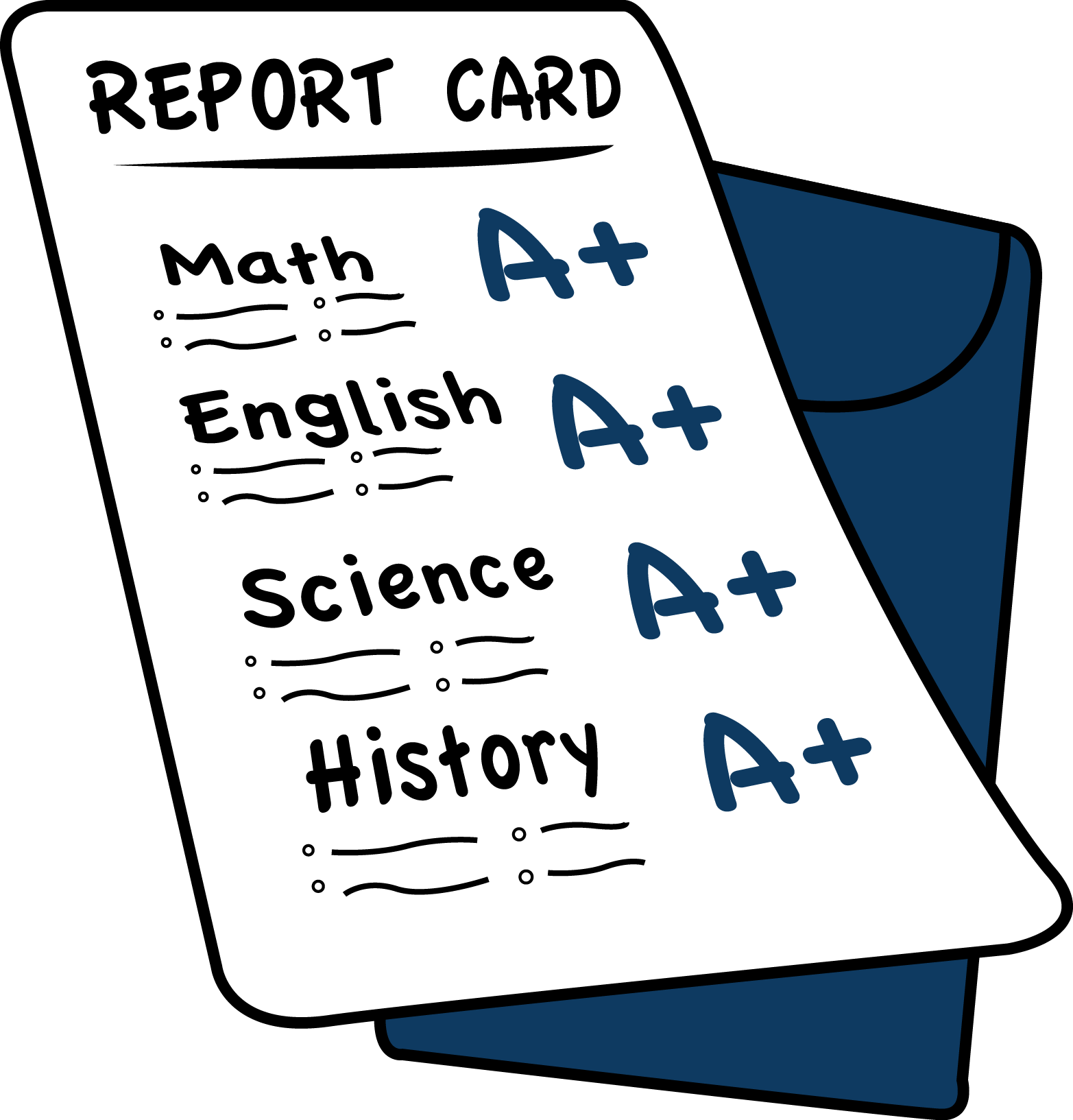 Report Cards Sent Home 10-18-19