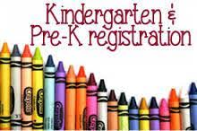 Kindergarten / Preschool Registration