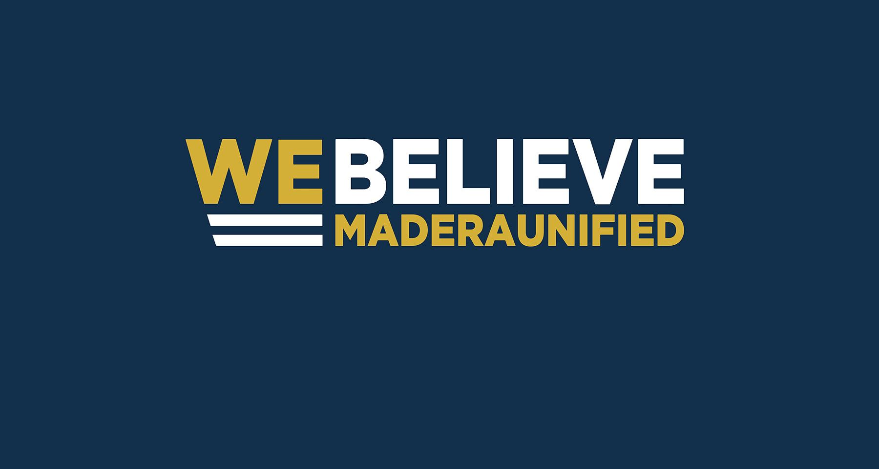 MUSD                                                                        We Believe Videos