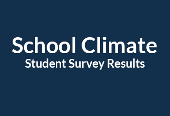 School Climate Student Survey Results