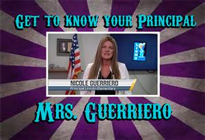 Get to know Mrs. Guerriero!