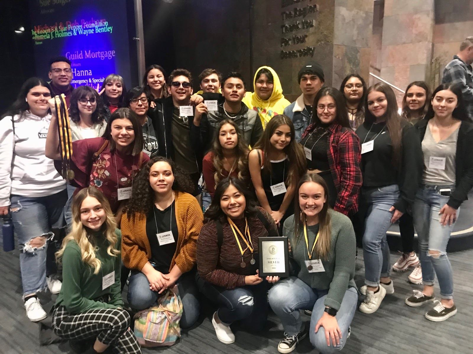 Madera South Theater Company Earns Silver Award
