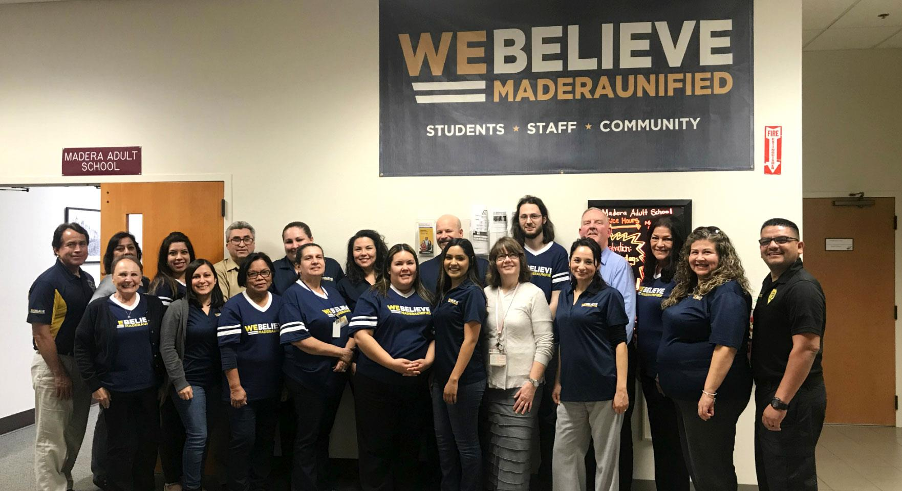 Madera Adult School / Home Page