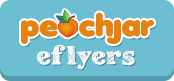 Peachjar eflyers button